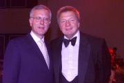 Harald Schmidt und Werner Schneyder