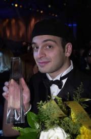 Gewinner der Kategorie Beste Comedy: Kaya Yanar