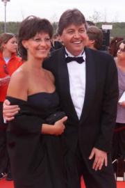 RTL-Geschäftsführer Gerhard Zeiler und Ehefrau Amanda