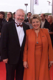 Bill Mockridge und Marie-Luise Marjan