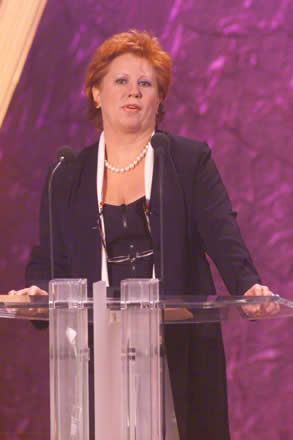 Laudatorin Kategorie Beste Kamera Richterin Barbara Salesch