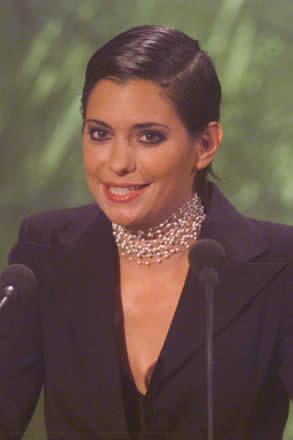 Laudatorin Kategorie Beste Serie/Beste Schauspielerin Serie