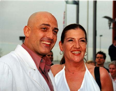 Leon Bode und Katy Karrenbauer