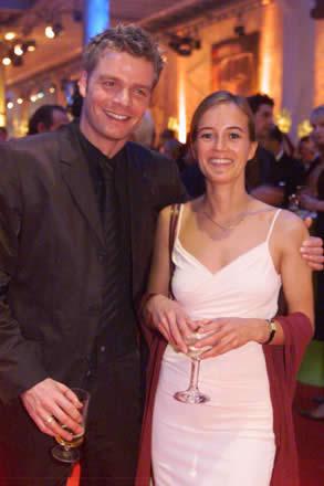 Oliver Geissen und Ehefrau Ulrike