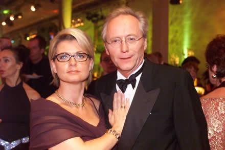 Gaby Spatzek und Joachim Herrmann Luger