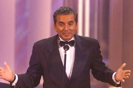 Gewinner der Kategorie Beste Informationssendung/Beste Moderation Information: Dr. Michel Friedmann