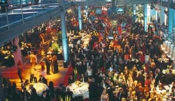 Ausgelassene Partystimmung auf 5.000 m²