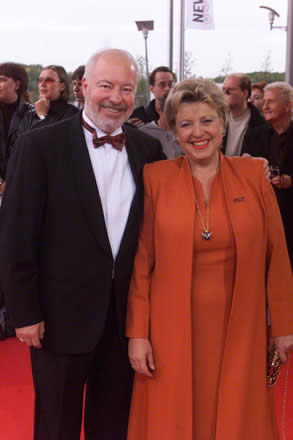 Bill Mockridge und Marie-Luise Marjan