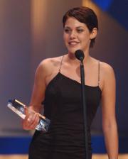 Felicitas Woll, Gewinnerin in der Kategorie Beste Schauspielerin Serie