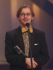 Andreas Schäfer Gewinner der Kategorie Beste Musik