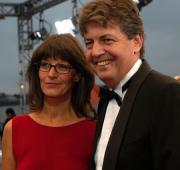 Gerhard Zeiler und Ehefrau Amanda