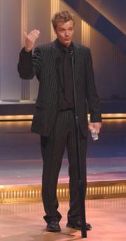 Oliver Geissen Gewinner der Kategorie Beste Unterhaltungssendung
