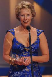 Petra Zieser Gewinnerin der Kategorie Beste Schauspielerin Nebenrolle