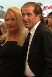 Michael Lesch und Gattin Christina