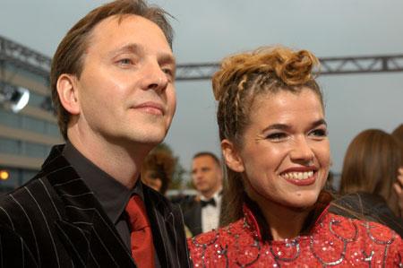 Olli Dittrich und Anke Engelke mit Blind Date 2-Taxi nach Schweinau nominiert für Beste Comedy