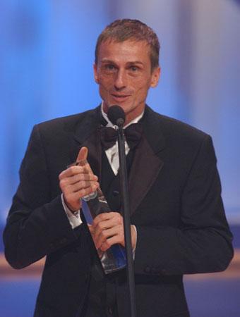 Andrè Hennicke Gewinner in der Kategorie Bester Schauspieler Hauptrolle