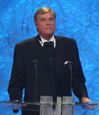 Jochen Busse Laudator in den Kategorien Bester Schauspieler Serie und Beste Schauspielerin Serie
