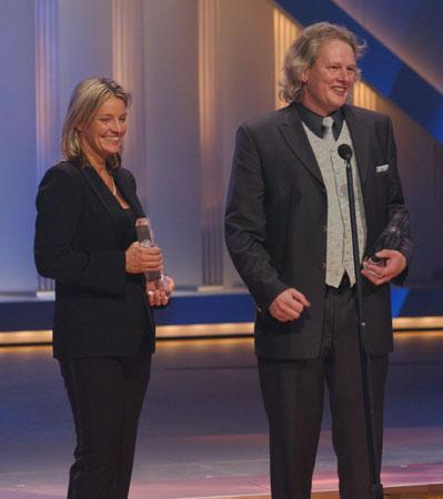 Anette Schröder und Florian Haarmann Gewinner in der Kategorie Beste Ausstattung