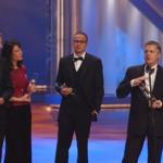 Edel & Starck: Jan Bremme, Karin Dahlberg, Marc Terjung und Dirk Eisfeld (von links).