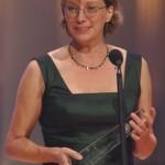 Beate Langmaack Gewinnerin in der Kategorie Bestes Buch Fernsehfilm/Mehrteiler
