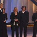 Ludwig zu Salm-Salm, Alicia Remirez, Ariane Krampe, Peter Keglevic und Prof. Nico Hofmann (v. li.)