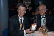 Moderator der Gala Günter Jauch und Harald Schmidt