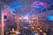Die Coloneum-Mall im Fernsehpreis Glanz