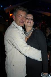 Dominic Raake und Ehefrau Kika