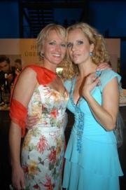 Katha Burkhard und Ulla Kock am Brinck (li.)