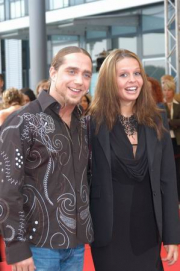 Star Search Gewinner Martin Kesici mit Freundin Maureen Sauter