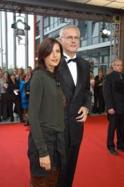 Harald Schmidt mit Ehefrau Ellen Hantsch
