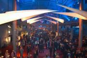 Lichtimpressionen von der Gala-Party