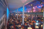Übersicht über die Gala-Party