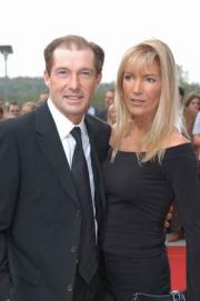 Michael Lesch mit Ehefrau Christina