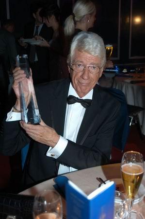 Ehrenpreisträger Rudi Carrell