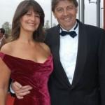 RTL-Geschäftsführer Gerhard Zeiler mit Ehefrau Amanda