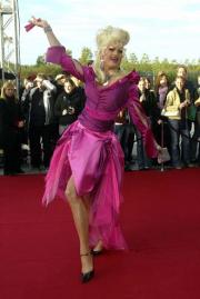 Roter Teppich zum Deutschem Fernsehpreis 2004 am Coloneum Köln Ossendorf