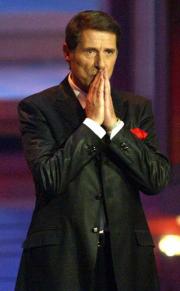 Ergriffen: Ehrenpreisträger Udo Jürgens