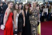 Schauspielerinnen in Reihe