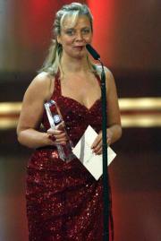 Preis für die Beste Nebenrolle: Gabriela Maria Schmeide