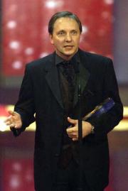 Olli Dittrich bedankt sich für seinen Dittsche-Fernsehpreis