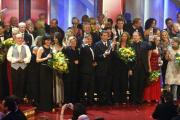 Finale Grande: Alle Preisträger und Laudatoren auf der Bühne