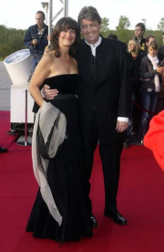 Gerhard Zeiler und Gattin Amanda