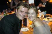 Oliver Geißen und Ehefrau Ulrike