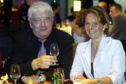 Hans Meister und Ehefrau Sabine