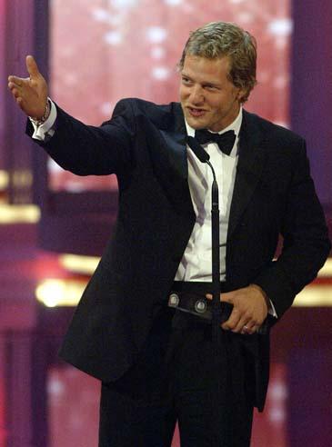 Bester Schauspieler Serie: Henning Baum