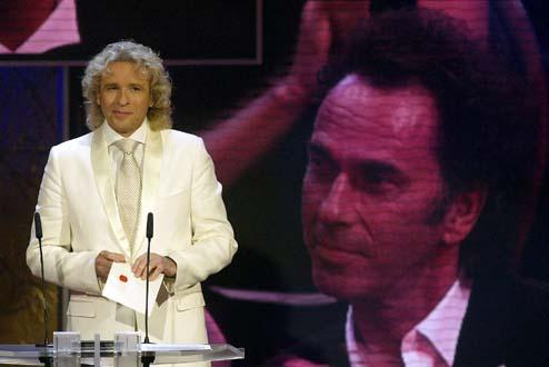 Laudator für Beste Unterhaltungssendung: Thomas Gottschalk