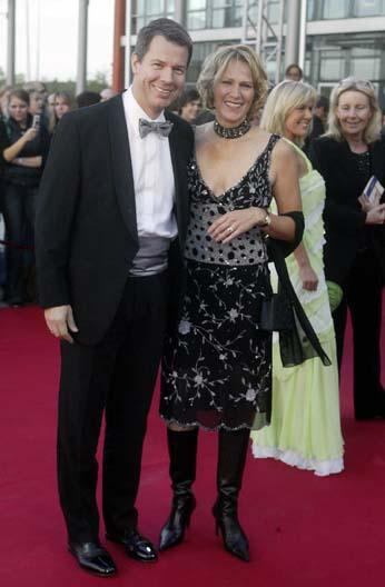 Peter Kloeppel und Ehefrau Carol