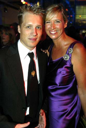 Andrea Kiewel und Oliver Pocher