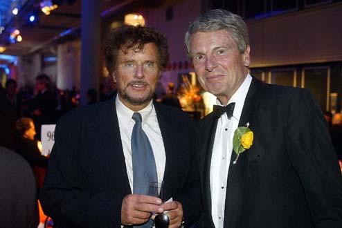 Dieter Wedel und Klaus Bresser